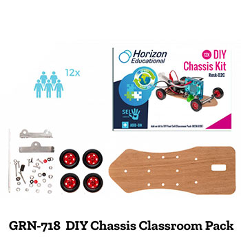 DIY Chassis Classroom Pack