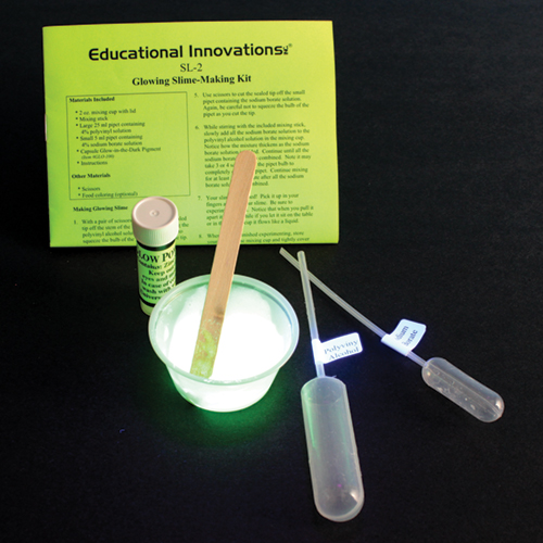 thinkbox glowing science lab instructions
