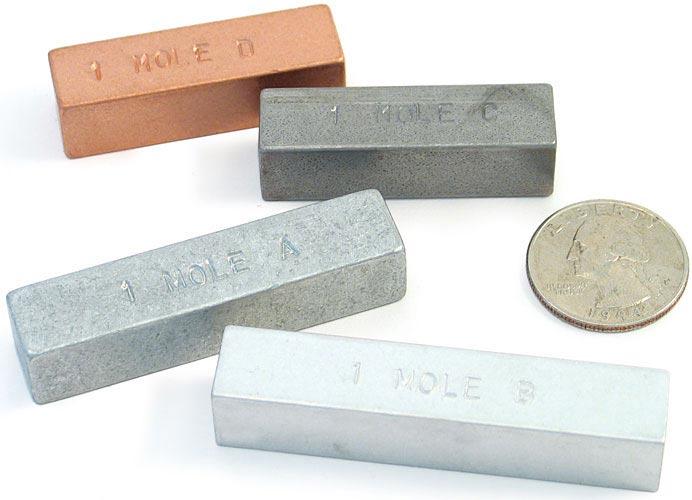 Mole Element Sample Set