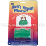 World's Simplest Motor