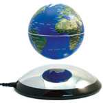 anti-gravity globe Second Set