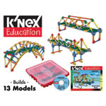 intro to structures: bridges  knex kit