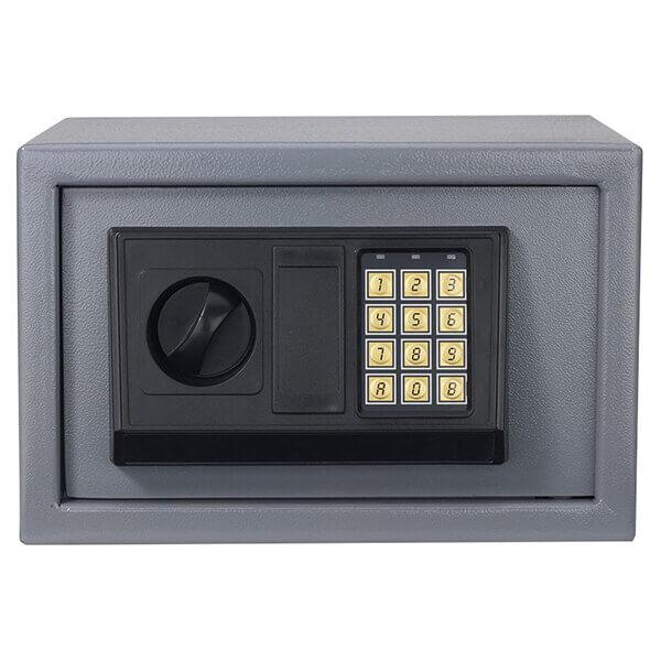 Digital Electronic Safe Lockbox Gun Jewelry Lock Box Small