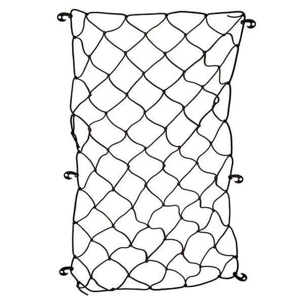Cargo Net Truck Bed Car SUV Automotive Bungee Web 4 x 5 Ft Unstreached
