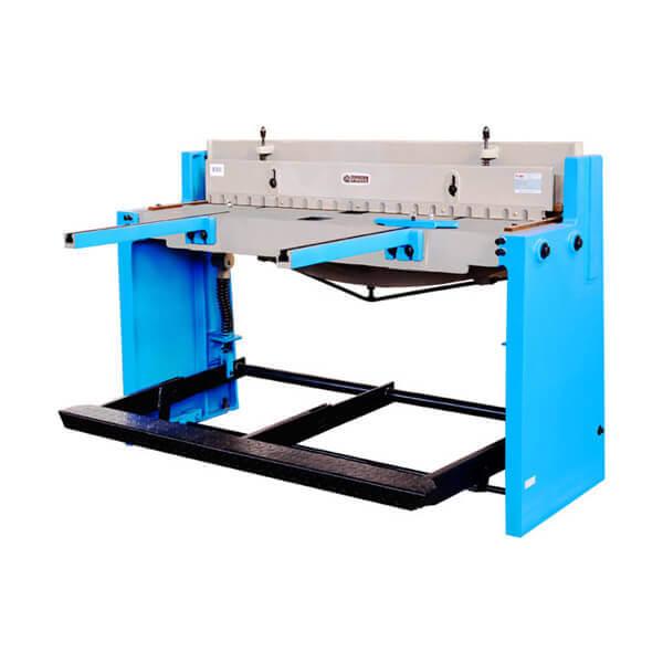 Sheet Metal Shear Foot Stomp Pedal 52 inch 16 Gauge Steel Capacity