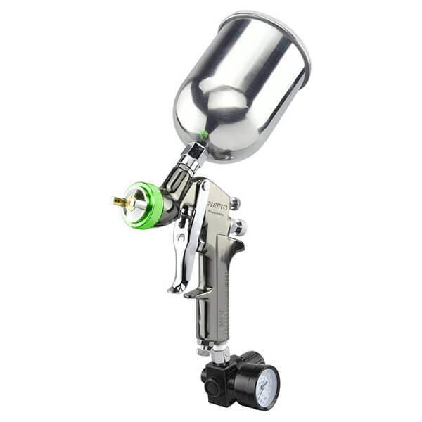 Paint Sprayer Air HVLP with Gauge 1.5 mm for Fine Paint
