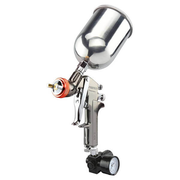 Paint Sprayer Air HVLP with Gauge 2.0 mm for Heavy Paint Primer