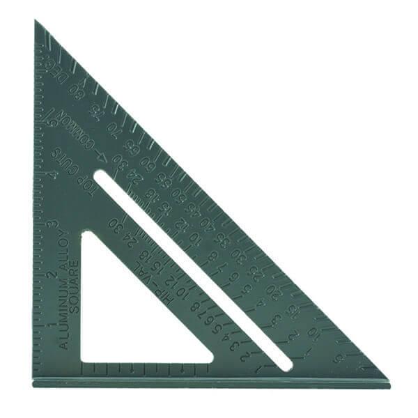 """Aluminum Combination Carpenter Square Framing Miter Protractor 7"""""""