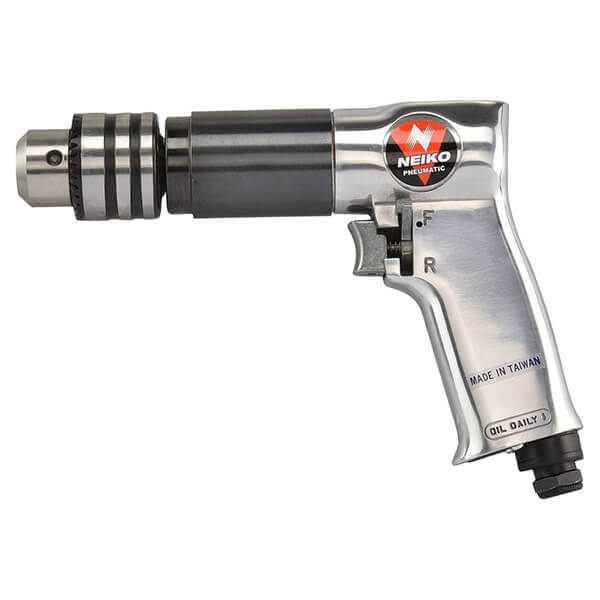 Air Drill 1/2 Inch Reversible Pneumatic