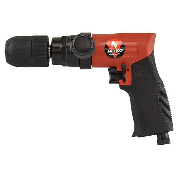 Neiko Tools 1/2 Inch Composite Reversible Air Drill