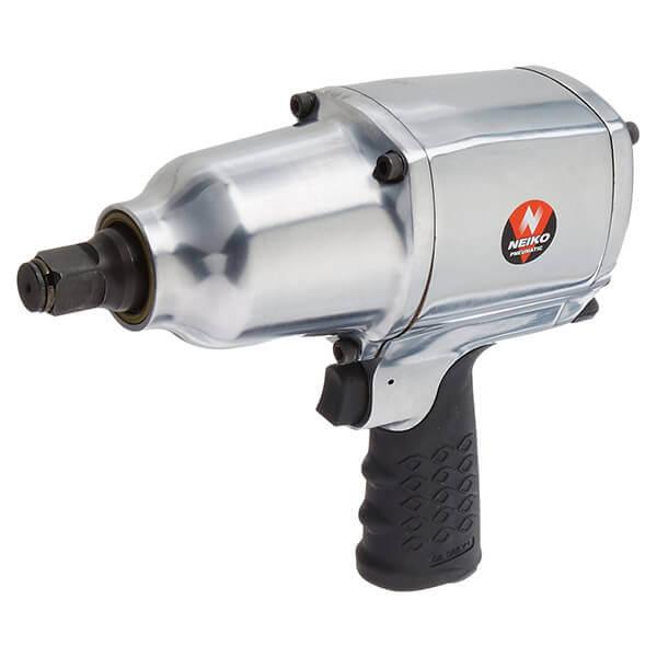 "Neiko Tools 3/4"" Air Impact Wrench Short Shank, Pin Clutch"