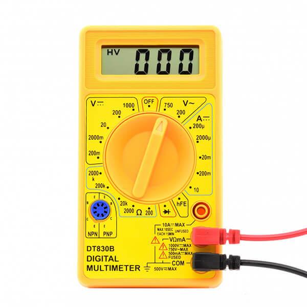 Digital Multimeter Tester