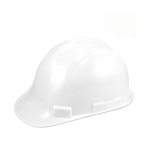 Neiko Tools USA Safety Hard Hat Helmet, White