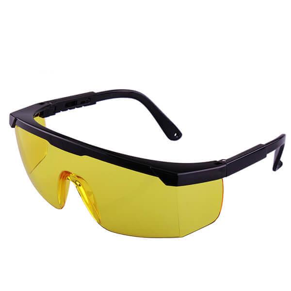 Neiko Tools USA Safety Eye Protector Glasses (Amber)