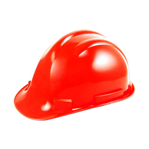 Neiko Tools USA Safety Hard Hat Helmet, Red
