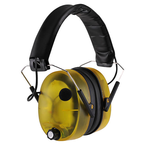 Neiko Tools Muff Style Electronic Ear Hearing Protector 53865A