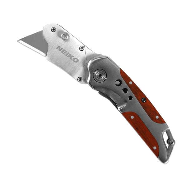 Neiko 00672A Heavy Duty Folding Utility Knife