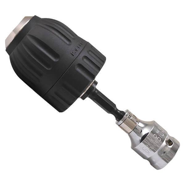 Neiko 1/2 to 3/8 Inch Keyless Drill Chuck Conversion Kit 20759A
