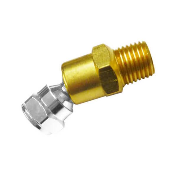 """Neiko 1/4"""" NPT Brass Air Hose Swivel Joint 30273A"""