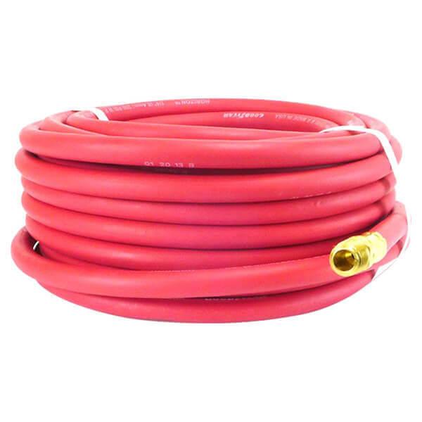 100' 300 PSI Rubber Air Hose 30875