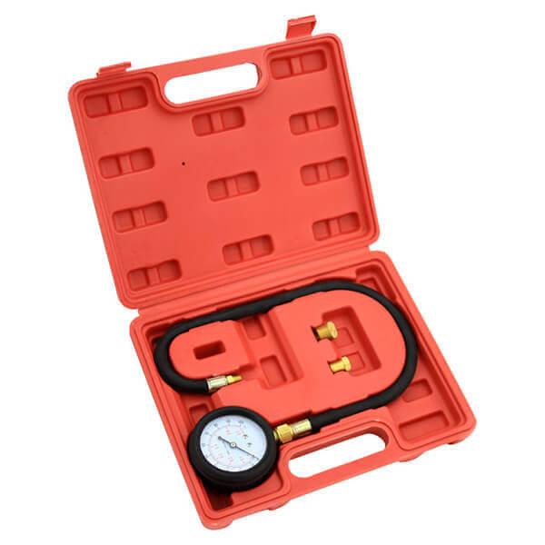 Auto Oil Pump Pressure Test Gauge Car Truck Automotive