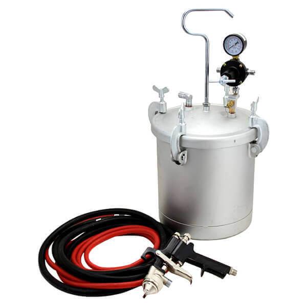 2.25 Gallon Air Paint Tank Sprayer with Spray Gun