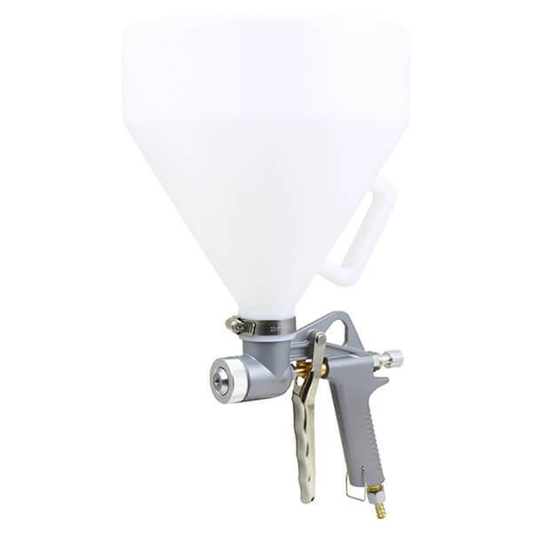 Air Texture Sprayer with 1.2 Gallon Hopper