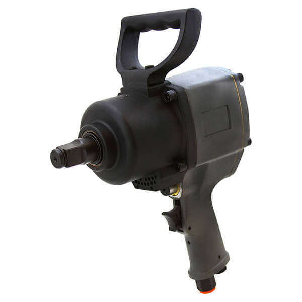 Air Impact Wrench 3/4 Drive Heavy Duty Twin Hammer 1200 ft/lb Torque