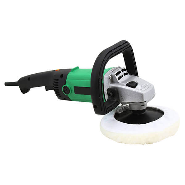 7 Inch Electric Angle Polisher Buffer Variable Speed