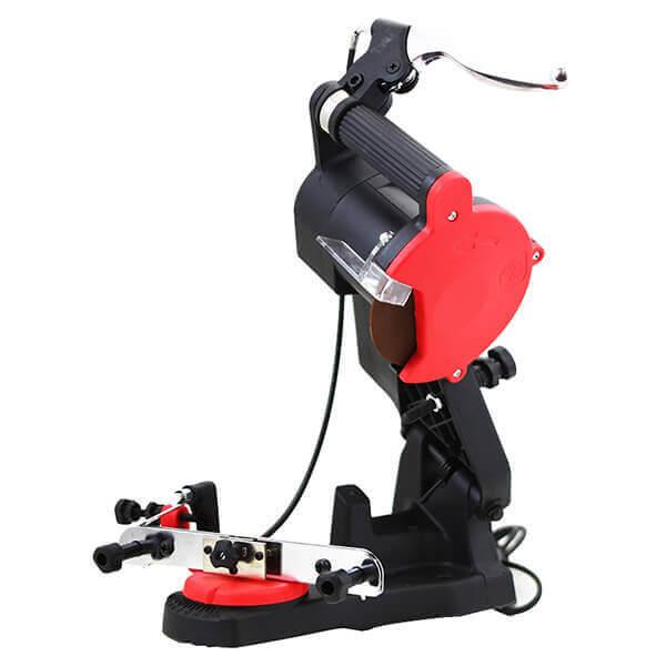 Chainsaw Sharpener Electric Chain Saw Sharpening Tool 85 Watt Brake
