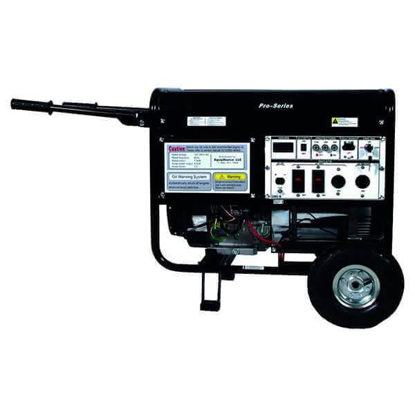 8000 Watt Generator Electric Start 15 HP Gasoline Engine EPA CARB
