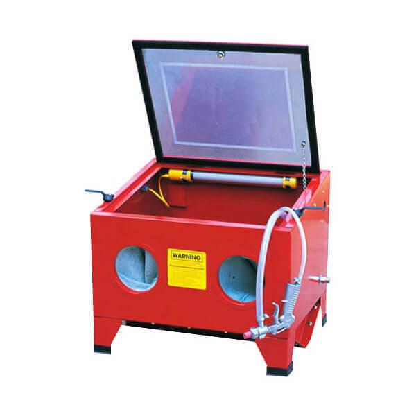 Sandblasting Cabinet - Air Benchtop Sandblaster 5 Gallon Bench Top