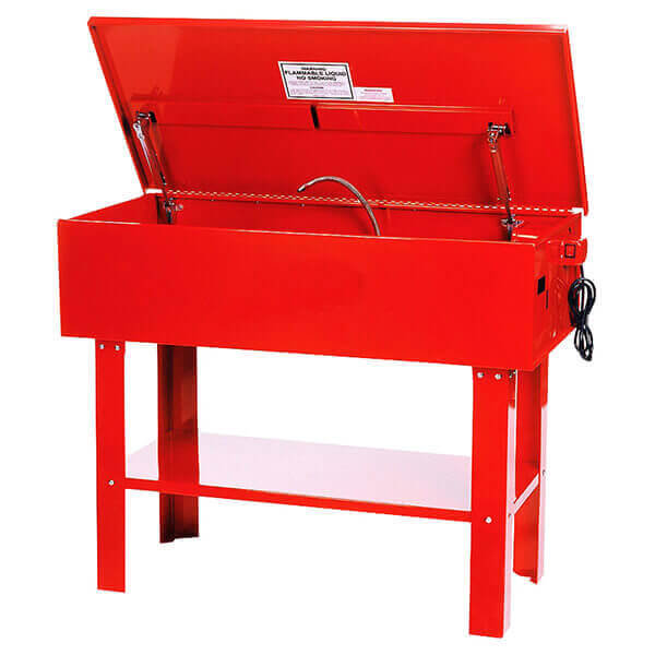 40 Gallon Heavy Duty Automotive Parts Washer with Electric Pump