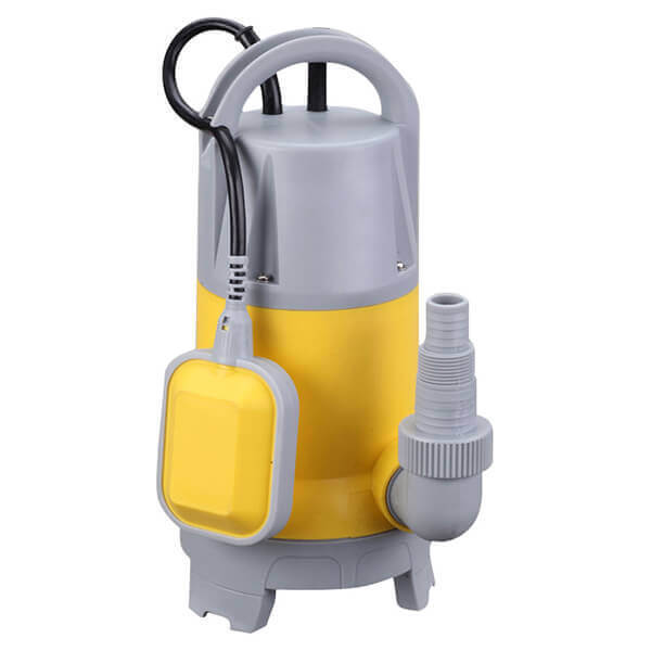 Water Pump Submersible Electric Clear and Dirty Water Operation 1.5 HP