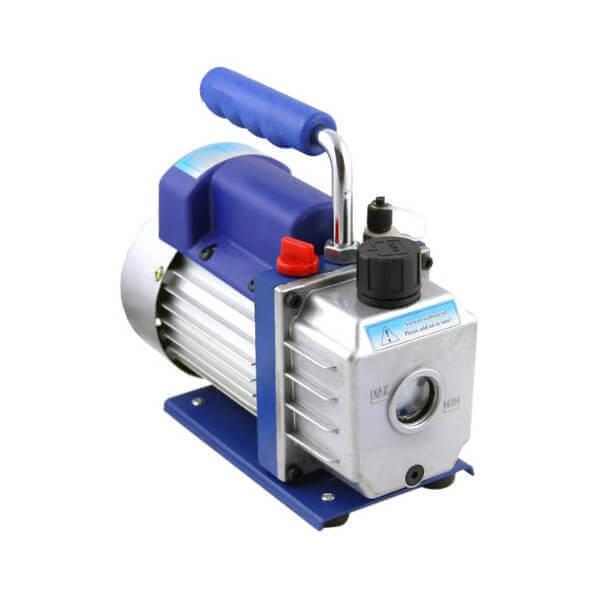 Refrigerator Vacuum Pump High Efficiency 2 Stage Vane 1/2 HP 5 CFM