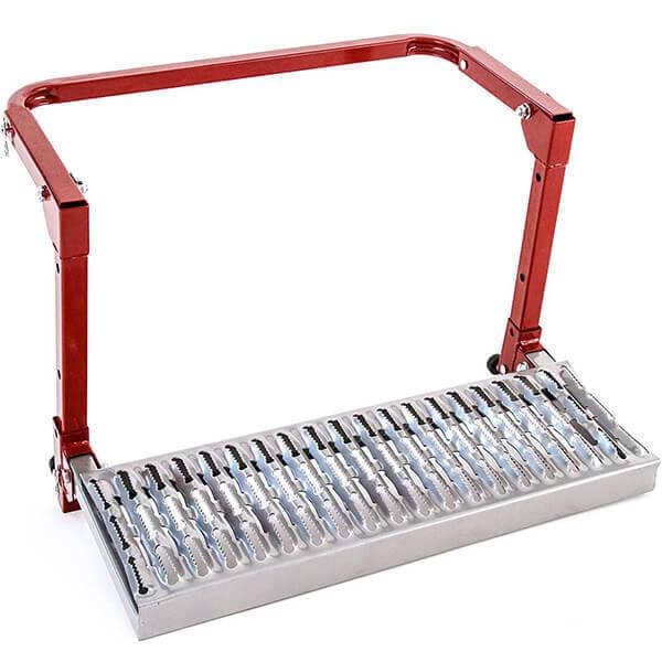 Tire Step Up Truck Wheel Ladder Tool 300 lb. Capacity