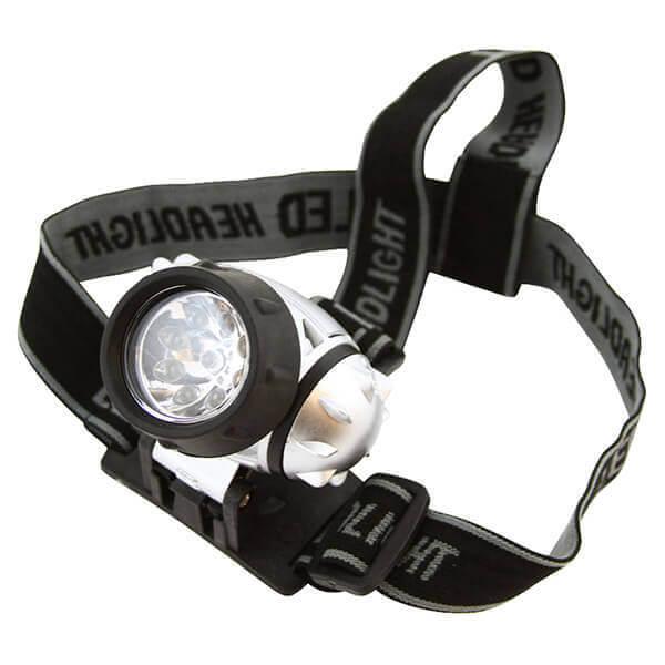 Head Lamp 37 LED Headlamp Hard Hat Light Reading Flashlight