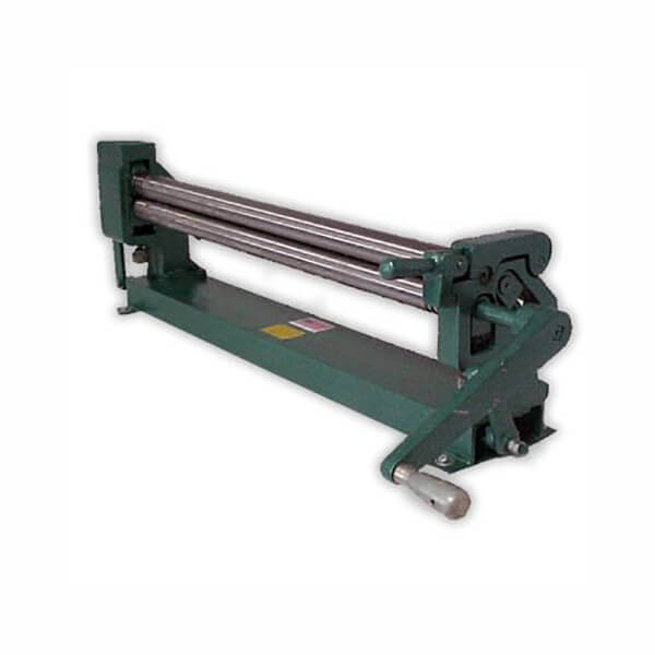 """Tin Knocker 36"""" 22 Gauge Manual Sheet Metal Slip Roll Machine"""