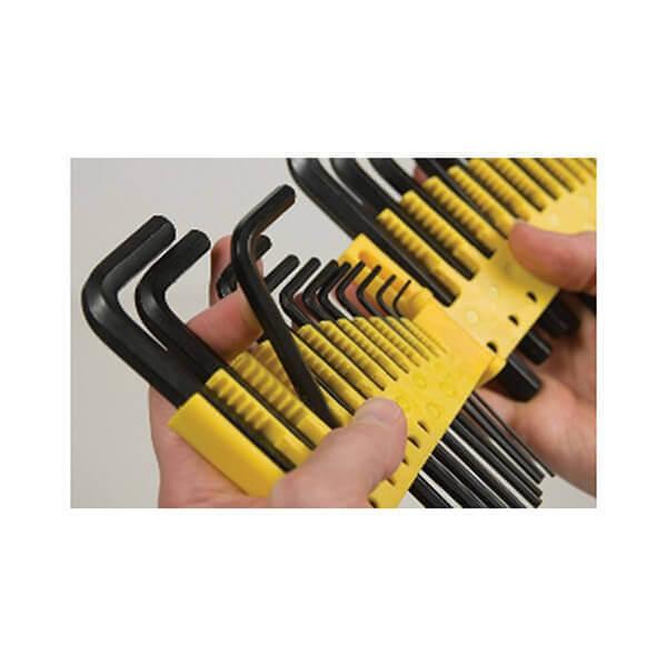Titan Tools 25 Pc Hex Key Set 12712