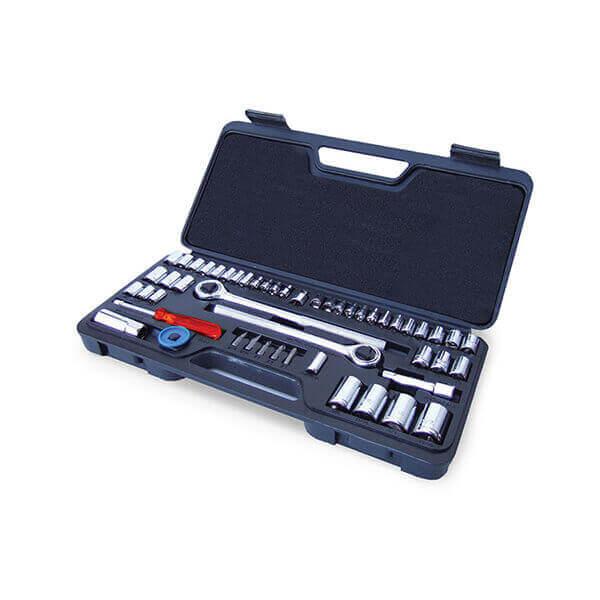 Titan Tools 52 Pc Socket Wrench Set 18198