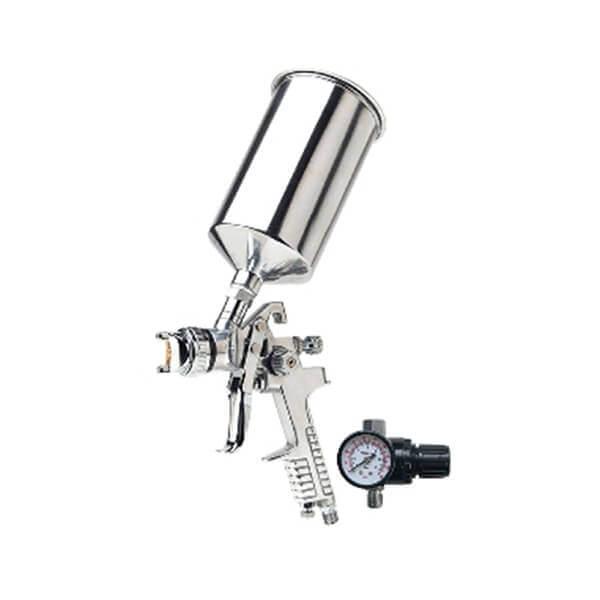 Titan Tools Vaper 1.7mm HVLP Gravity Feed Spray Gun 19117