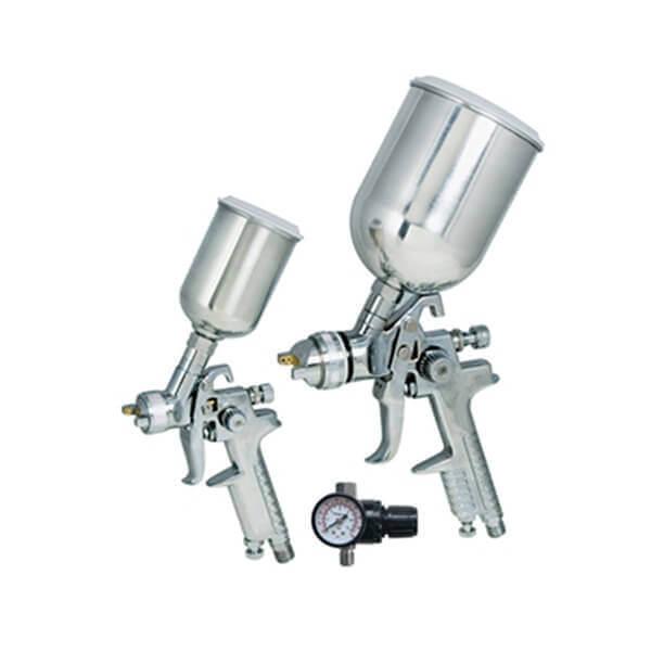 Titan Tools 3 Pc HVLP Air Paint Spray Gun Kit 19219