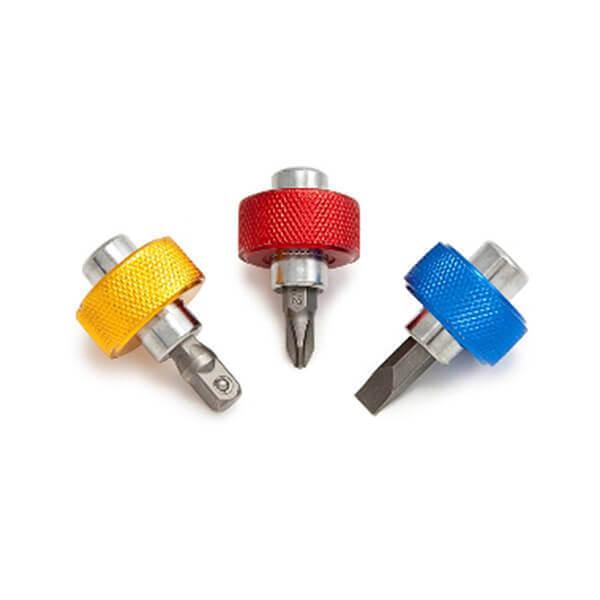 3 Pc Finger Screwdriver Set Titan Tools 32958