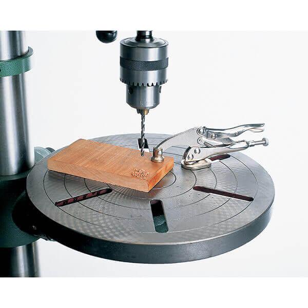 Steelex Fine Tools 10 x 3 Inch Drill Press Clamp D2192