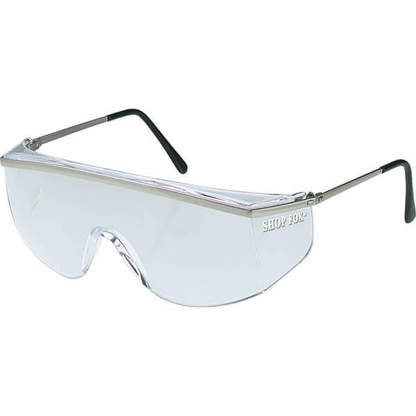 Shop Fox Safety Glasses Metal Frame D2675