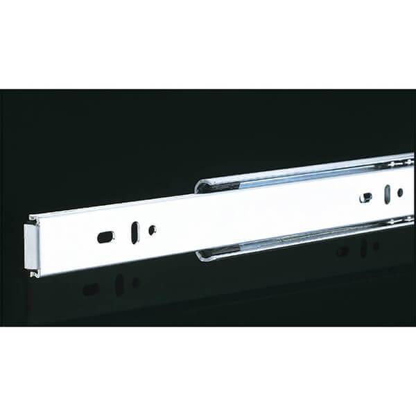 Shop Fox 22 Inch 3/4 Extension Drawer Slide 80 lb. Set of 2 D3051