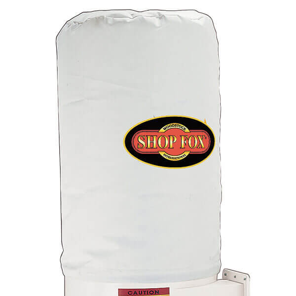 Shop Fox 2.5 Micron Replacement Dust Collector Bag D3116
