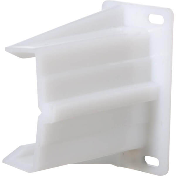 Shop Fox Full Extension Drawer Slide Adapters Set of 2 D3174