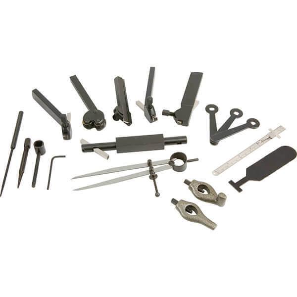 Shop Fox 20 Pc. Lathe Tool Kit D4090