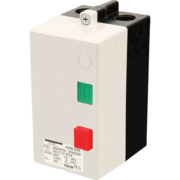 Shop Fox Magnetic Switch ON / OFF 220V Single Phase D4118